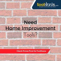 Tooldunia - Home improvement tools at best prices. Compare price and buy tools at http://www.tooldunia.com/civil-working-tools #tooldunia #diyindia #msme #interiordesigner #architectindia