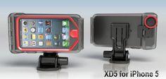 スノーボードやスキー等のウィンター・スポーツ、マウンテンバイク・ライド等の激しいアクティビティにおいて、iPhoneを安全に使用する保護ケースOptrix XD。予約受付中です。  [Coming soon] #iPhone