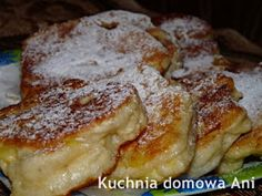 Pierogi, French Toast, Cooking, Breakfast, Food, Lettuce Recipes, Salads, Cooking Recipes, Kochen