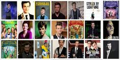 chriscolfer incredible multi talented, incredible angel, and omg it's only the beginning,