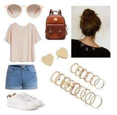 """Walk around the city"" by mischievoustyle on Polyvore"