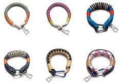 Rope Bracelet Marine inspiration