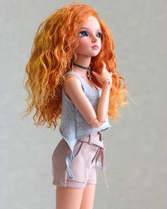 Dollfy peliroja.