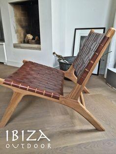 Leuke foto ontvangen uit Haarlem met de Ushuaia vintage lounge stoel ...