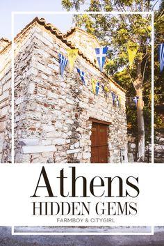 Athens Hidden Gems