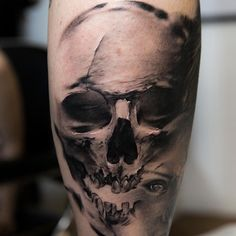 Die 185 Besten Bilder Von Body Art Skulls Skull Tattoos Skulls