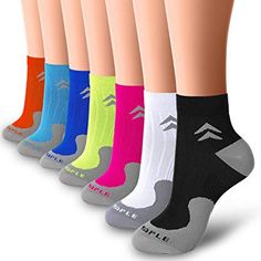 Bluemaple Compression Socks for Women and Men, Compression Ankle Socks, Regular wear, Fashion wear -Say Goodbye to Your Pain Golf Fashion, Fashion Wear, Golf Socks, Crazy Golf, Perfect Golf, Hard Workout, Golf Training, Golf Gifts, Golf Accessories