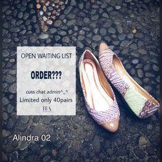 Saya menjual Flatshoes BIA - Alindra Hijau Ungu seharga {{price}}. Dapatkan produk ini hanya di Shopee! https://shopee.co.id/sylviaoryza/145528100 #ShopeeID
