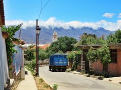 Tarija is well known for its wine production in Bolivia, and is a great place to sample some of the country's finest. Just ensure you organise your tour of the vineyards ahead of time!   (Read more here: http://floratheexplorer.com/hey-tarija-wheres-wine/)