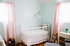 Project Nursery - curtains