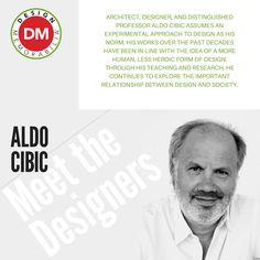 #MeetTheDesigners #DesignMemorabilia #Italy #creative #design #gift #kitchenware #kitchen #homedecor #home #AldoCibic
