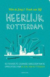 Heerlijk Rotterdam geeft de favoriete culinaire adressen van de makers van De Buik van Rotterdam, dé site voor lekkerbekken in en (ver) buiten Rotterdam en winnaar van de Persprijs Rotterdam 2014. De auteurs nemen je mee naar de beste culinaire hotspots in en buiten het centrum, van oud en vertrouwd tot verrassend en nieuw.