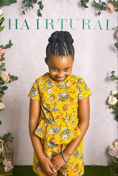 Natural Hairstyles For Kids, Black Girls Hairstyles, Natural Hair Salons, Natural Hair Styles, Hair Care, Braids, Kid Hair, Natural Hair, Children