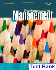 Foundations of financial management 16th edition test bank block fundamentals of management 7th edition griffin test bank test bank solutions manual exam fandeluxe Gallery