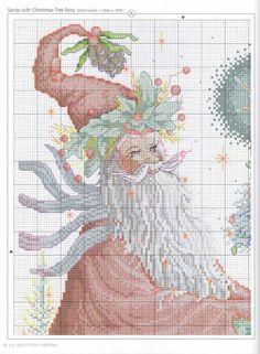 "Gallery.ru / Фото #82 - ""A Cross Stitch Christmas - Seasonal Sensations"" - ravi"