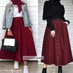mentions J'aime, 54 commentaires - Hijab Fashion (Hijab Fashion and Styl. mentions J'aime, 54 commentaires – Hijab Fashion (Hijab Fashion and Styles.modern) sur In Hijab Fashion Summer, Modern Hijab Fashion, Hijab Fashion Inspiration, Muslim Fashion, Mode Inspiration, Modest Fashion, Look Fashion, Skirt Fashion, Fashion Dresses
