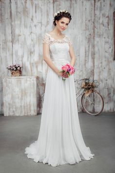 New update of Carla sposa line came up. Design 1652 #slanovskiy #weddingdress #gown #carlasposa
