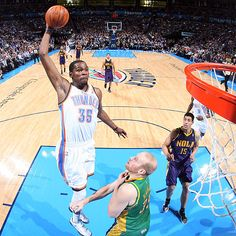 Kevin Durant just might be the best player in the NBA