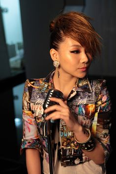 "Lee Chaerin (CL) - ♡ ""You can just enjoy to music without understanding it. Music is a universal language. South Korean Girls, Korean Girl Groups, Kpop Costume, Cl Fashion, Kpop Fashion, Chaelin Lee, Cl 2ne1, Kpop Hair, Sandara Park"