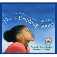 This Alphabet book will teach children of many ages about African American history, the letter are really just a great organizational tool. This book would be perfect for a history class connecting political and social history with contemporary issues the African American community still faces today.