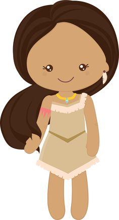 Pocahontas Clipart little princess 1 e 2 grafos grafos littleprincess3 minus free clipart - entreamigoslgbt.org