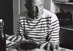 Dosineau_Saul_Steinberg_picasso_making_faces_portland_maine