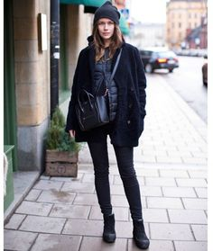 Spring may be here but it's still damn cold! We've got 10 cold weather looks we know you'll love