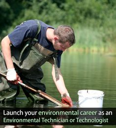 how to become an environmental science technician