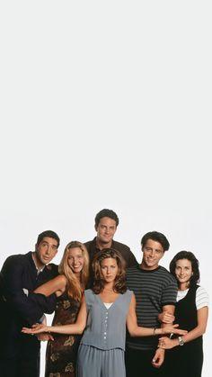Lockscreen - Friends - Series - Tv Show