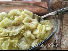 I always have a head of cabbage in the fridge. We eat it many different ways. This Baked Cabbage dish is simple and easy. And I am all about easy. Cabbage is also a huge low carb staple.  Two of my favorite ways are here ~>http://mariasmixingbowl.com/baked-cabbage-steaks/ andhttp://mariasmixingbowl.com/easy-low-carb-coleslaw/. Ingredients: 1 medium head of cabbage, about … Continue reading Baked Cabbage →
