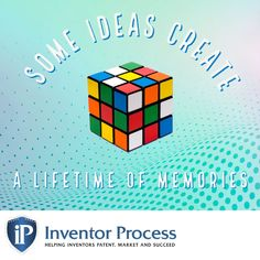 Some ideas create a lifetime of memories! What ideas do you have? #ideas #rubikscube #games #fun #memories #coolideas #kids #family #funnystory #invent #ip #inventorprocess #inventors Inventors, Some Ideas, Funny Stories, Memories, Marketing, History, Games, Create, Kids