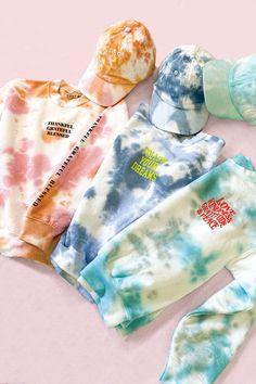Armani Sweatshirt, Tie Dye Sweatshirt, Crew Neck Sweatshirt, Kids Tie Dye, How To Tie Dye, Tie Dye Outfits, Cool Outfits, Blue Dream, Tie Dye Patterns