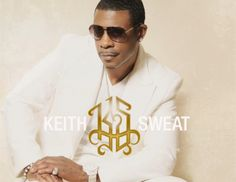 Keith Sweat, Harlem New York, Fine Black Men, Soul Jazz, Krystal, Dj, Mens Sunglasses, Husband, Style