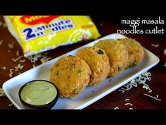 noodles cutlet recipe, maggi masala noodles cutlet, veg noodles cutlet with step by step photo/video. maggi recipes can be served as evening snack / patties Veg Cutlet Recipes, Pakora Recipes, Cutlets Recipes, Chaat Recipe, Kulcha Recipe, Momos Recipe, Burfi Recipe, Paneer Recipes, Maggi Recipes