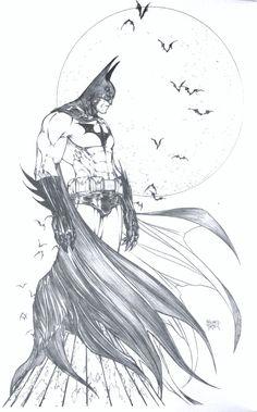 Batman by Michael Turner!