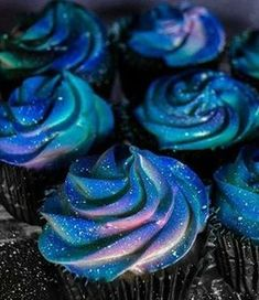 "13.6k Likes, 43 Comments - ➕ The Rogue + The Wolf ➕ (@rogueandwolf) on Instagram: ""Dying over these galaxy cupcakes! ✨♥ Someone be a doll and bring us one hehe """