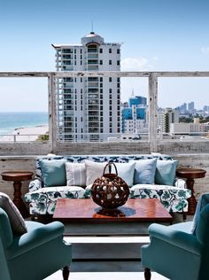 SoHo on the Beach: SoHo House's Miami Outpost