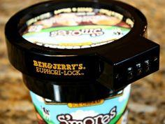 Ice cream locker :)