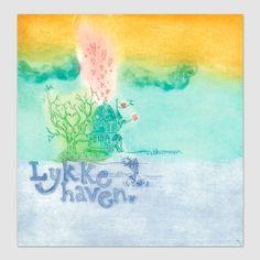 Lykkehaven - Björg Thorhallsdottir Beautiful Drawings, Watercolor Tattoo, Universe, Watercolour Tattoos, Watercolor Tattoos