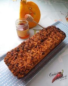 Pumpkin Gingerbread with Crispy Crust. Recipe Link, Banana Bread, Gingerbread, Sweet Treats, Gluten, Pumpkin, Healthy Recipes, Desserts, Cakes