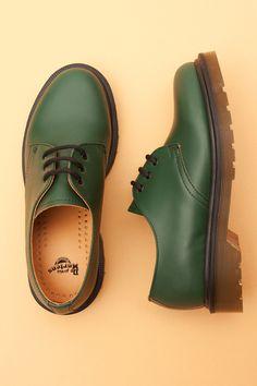 Dr. Marten's 1461 - Green