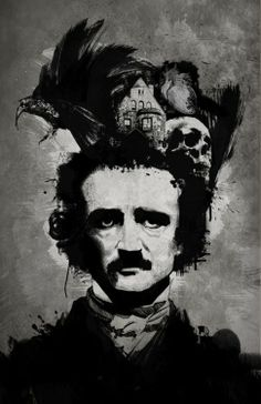 Edgar Allan Poe - The Inspiration for Joe Carrol in the Following