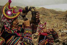 Pitureros Huancavelica, Perú           huancavelicano en el Ministerio de Cultura |