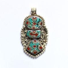 Ethnic Himalayan Pendant