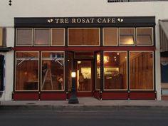 11. Tre Rosat Café, 304 N. Bullard Street, Silver City