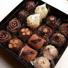 Presente de Chocolate #louziehdoces