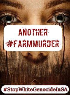 #FarmMurder: Jachfontein Westonaria: Farmer Nick Heineken was attacked & stabbed to death by 2 black terrorists on his farm Black on White Genocide in South Africa #StopWhiteGenocideInSA