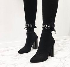 sock boots @dcbarroso