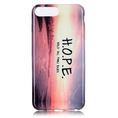 Coque iPhone 7 Plus Hope On Pain Ends