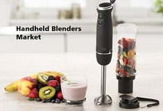 Handheld blender is an appliance that is used to mix, puree, or emulsify food and other substances. In the context of China-US trade war and global economic volatility and uncertainty, it will have a big influence on this market. Handheld Blenders Report by Material, Application, and Geography - Global Forecast to 2023 is a professional and comprehensive research report on the world's major regional market conditions, focusing on the main regions. Detoxification Diet, Hand Held Blender, Coffee Machines For Sale, Juicer Reviews, Balanced Diet Plan, Juicer Machine, Smoothie Makers, Citrus Juicer